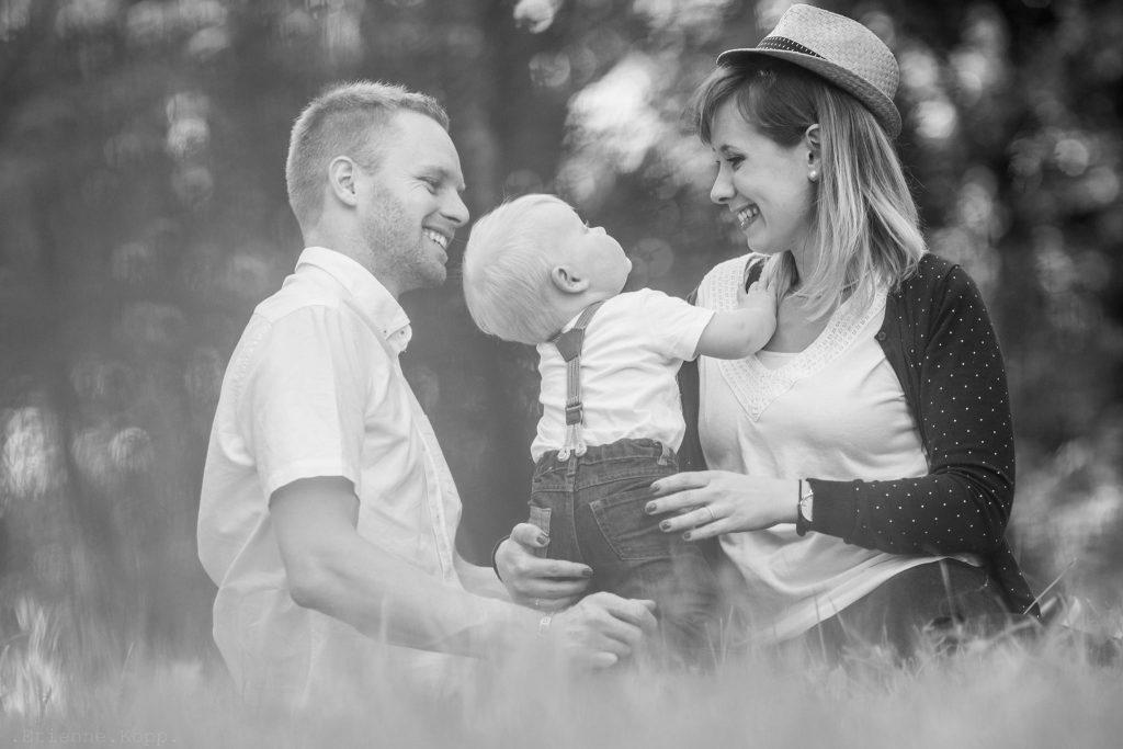 Unis photo famille