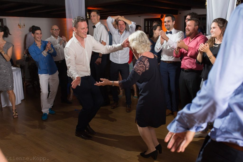 etienne kopp danse mariage