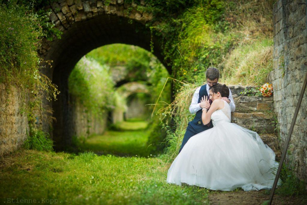 Mariage romantique belfort