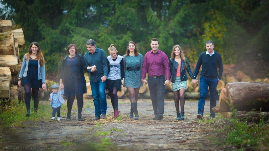 Famille photo Kopp