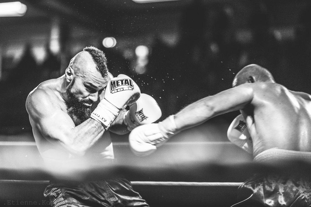 david radeff boxe photo champion